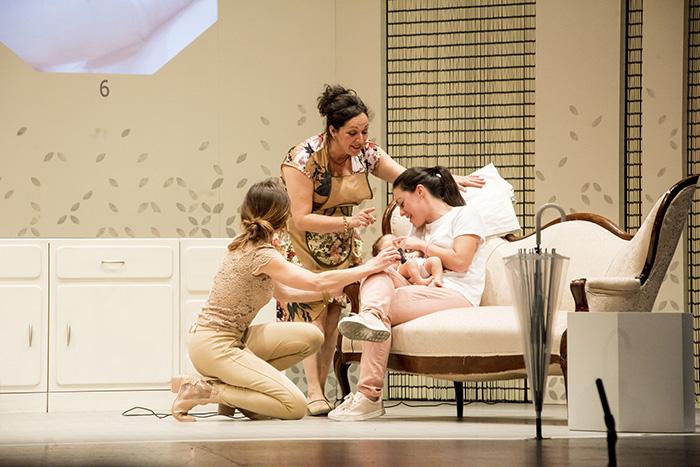 otoño en abril. teatro en Madrid. CDN - El teatro vuelve al Centro Dramático Nacional