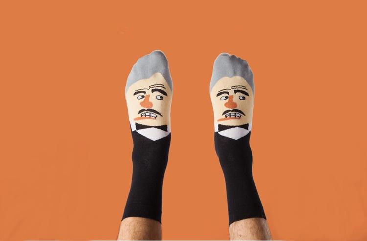 5 - 15 calcetines divertidos para ir a la oficina con alegría y tiendas de Madrid donde comprarlos