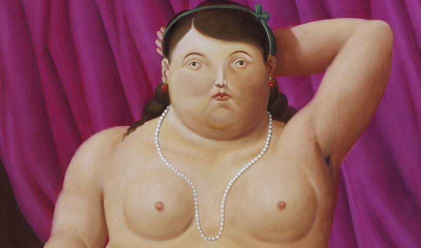 Botero expone en Madrid 67 obras que explican 60 años como artista