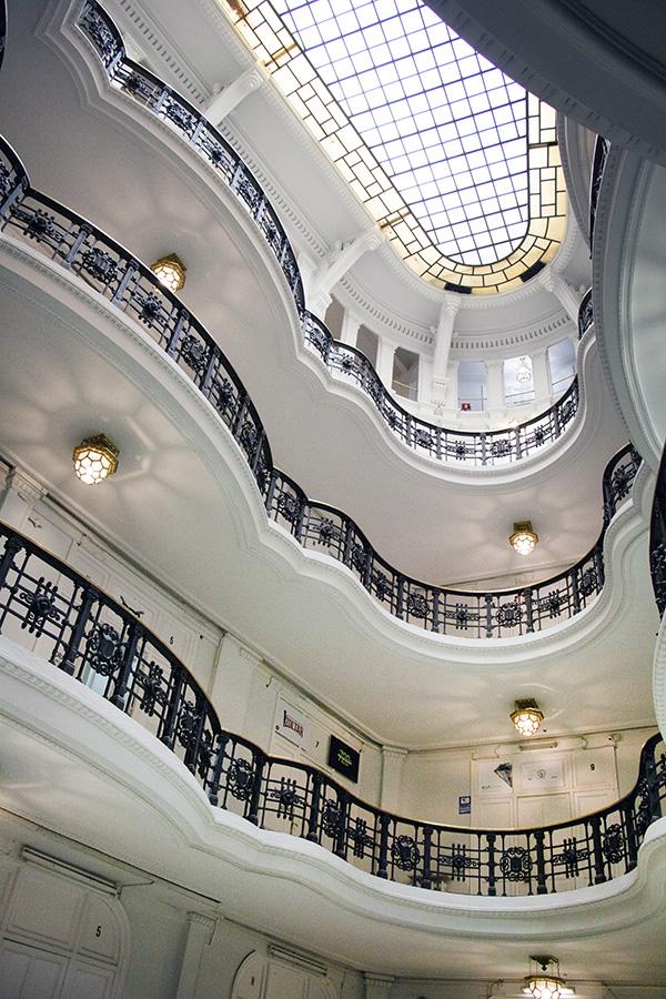 Casa palazuelo 001 - El primer edificio comercial de madrid conserva todo su atractivo