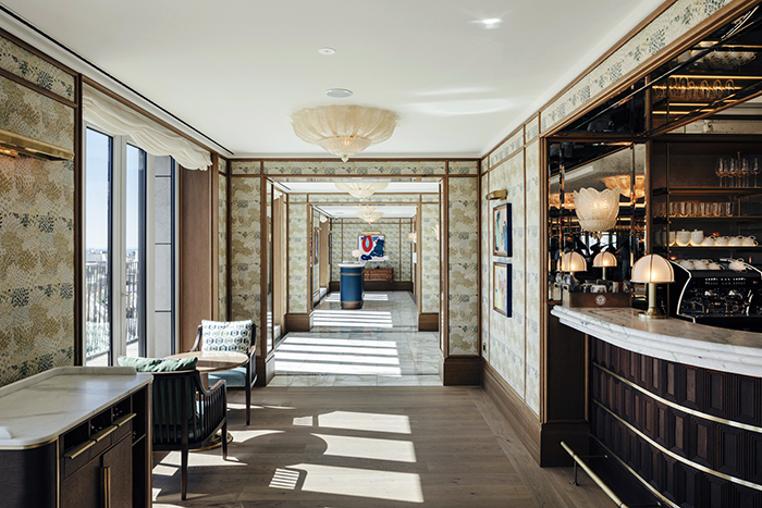 Dani Brasserie. Entrada 3 ©Óscar Romero - El chef Dani García abre nuevo restaurante en el recién inaugurado Four Seasons Hotel Madrid