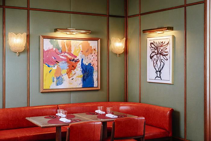 Dani Brasserie. Interior 1 ©Óscar Romero - El chef Dani García abre nuevo restaurante en el recién inaugurado Four Seasons Hotel Madrid