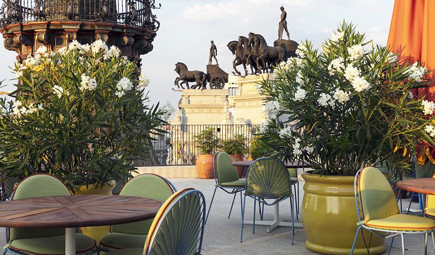 El chef Dani García abre nuevo restaurante en el recién inaugurado Four Seasons Hotel Madrid