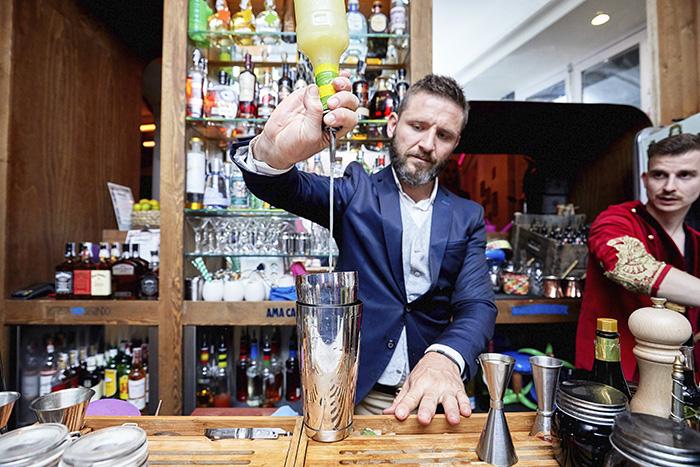 Daniele Cordoni en Catarsis 5200px 68 - Madrid Cocktail Week, la hora de brindar por nuestros bares