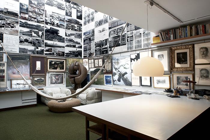 Fernando Higueras. Fundación Fernando Higueras 1977. Foto de Fundación Fernando Higueras 1 - Open House Madrid abre 80 espacios para amantes de la arquitectura