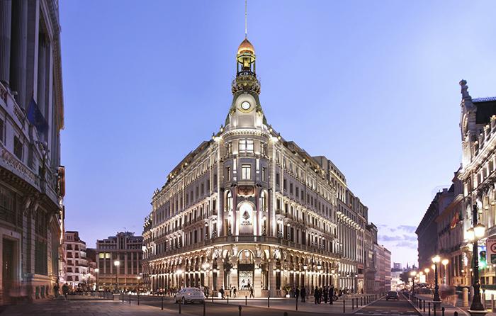 Hotel Four Seasons - El chef Dani García abre nuevo restaurante en el recién inaugurado Four Seasons Hotel Madrid