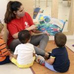 El Ayuntamiento mandará profesionales a domicilio para cuidar niños