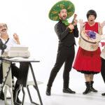 Vuelve Yllana al Teatro Alfil con un divertido homenaje al cine