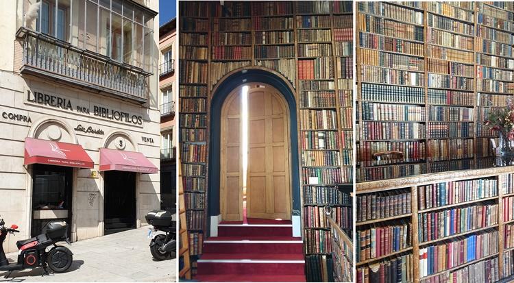 bardon 1 - Ruta por las librerías temáticas más chulas de Madrid