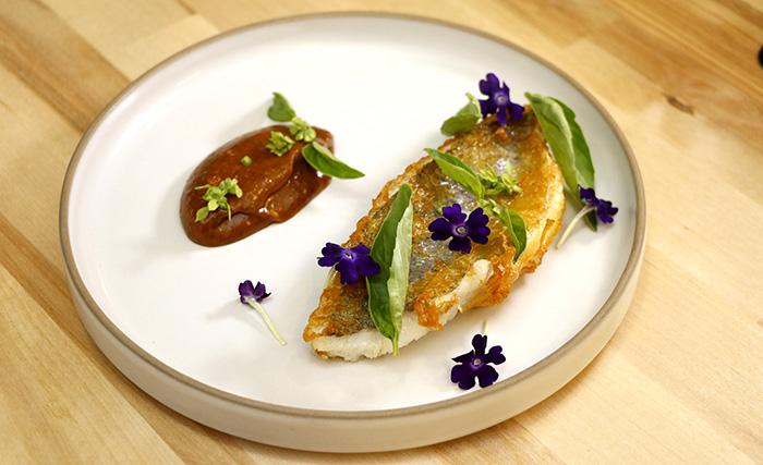 bichopalo dorada - Restaurante Bichopalo: fusión, creatividad y chispa en un menú de 35 €