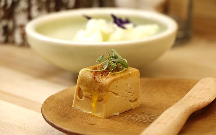 bichopalo foie - Restaurante Bichopalo: fusión, creatividad y chispa en un menú de 35 €