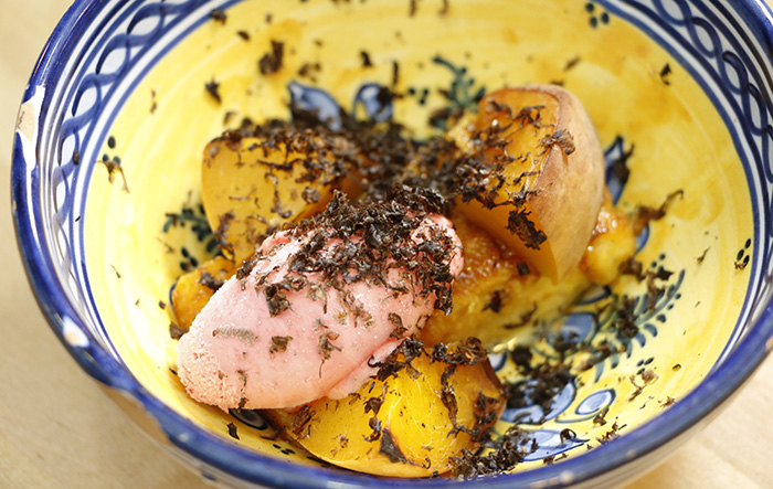 bichopalo postre - Restaurante Bichopalo: fusión, creatividad y chispa en un menú de 35 €
