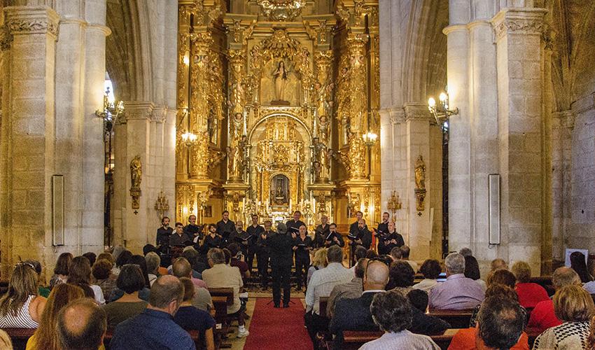 El Coro de la Comunidad inicia su gira de conciertos en 11 pueblos de Madrid