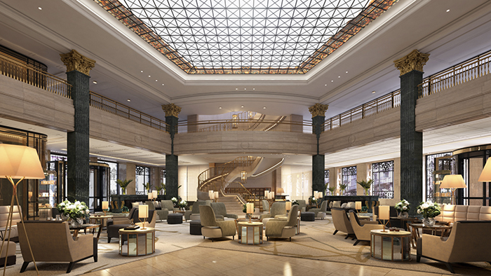 hotel four seasons Madrid 2 - El chef Dani García abre nuevo restaurante en el recién inaugurado Four Seasons Hotel Madrid