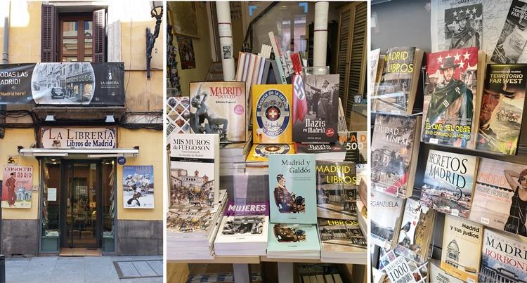 la libreria 1 - Ruta por las librerías temáticas más chulas de Madrid