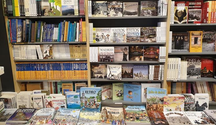 la libreria 2 - Ruta por las librerías temáticas más chulas de Madrid