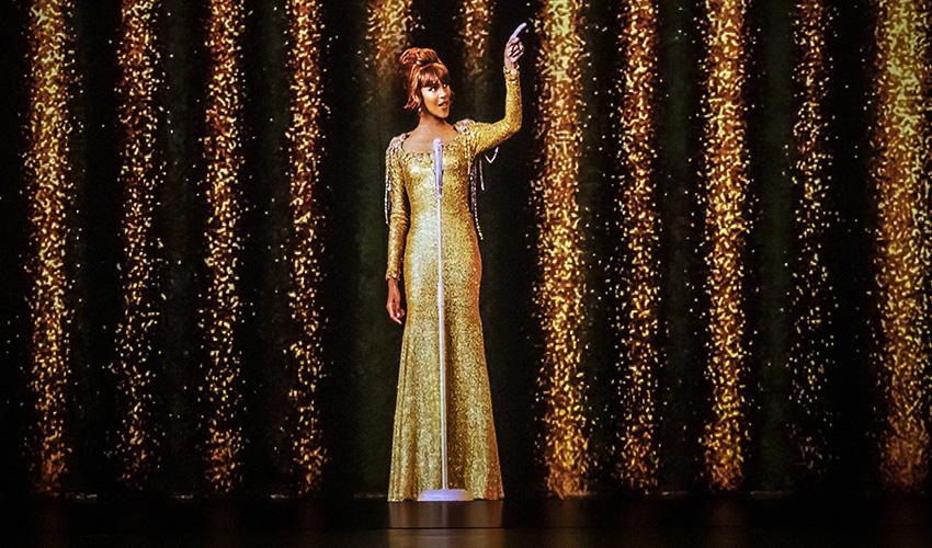 Whitney Houston estrena musical en Madrid convertida en holograma