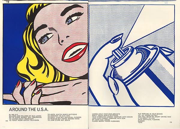 AmericanDream Frame square big5 - Exposición: la obra gráfica como respuesta a la norteamérica de los años 60