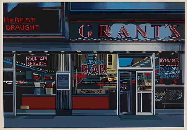 AmericanDream Frame square big6 - Exposición: la obra gráfica como respuesta a la norteamérica de los años 60