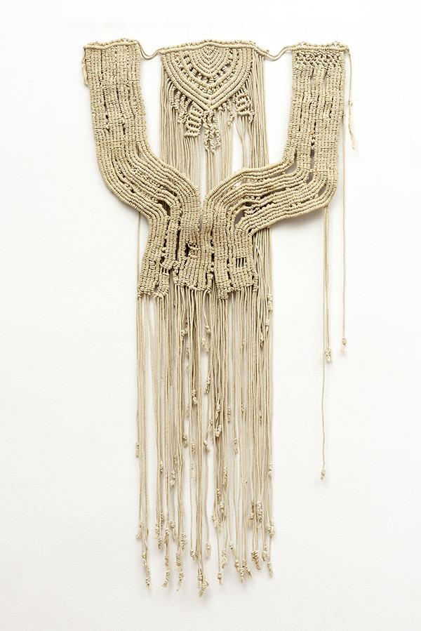 Aurelia Orante 1968 - Las esculturas textiles de la artista universal Aurèlia Muñoz se exponen en Madrid