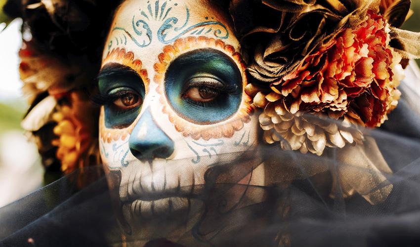 """Ideas para celebrar la fiesta mexicana del """"Día de Muertos"""" en Madrid"""