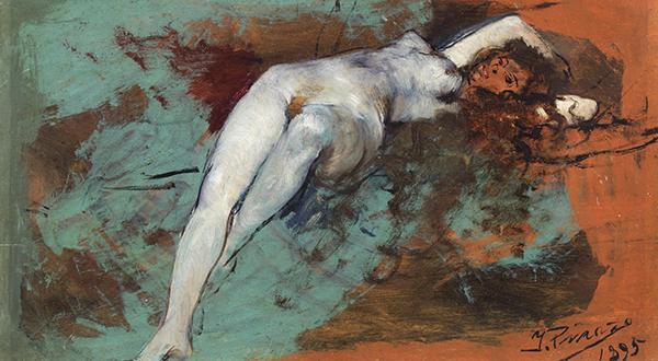 """Desnudo de mujer - Una exposición del Museo del Prado indaga sobre la mujer """"como invitada incómoda"""" en el arte del siglo XIX"""