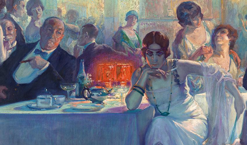 """Una exposición del Museo del Prado indaga sobre la mujer """"como invitada incómoda"""" en el arte del siglo XIX"""