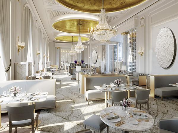 MRMAD Gastronomic restaurant - Así es el renovado Ritz de Madrid que abrirá el próximo 15 de marzo