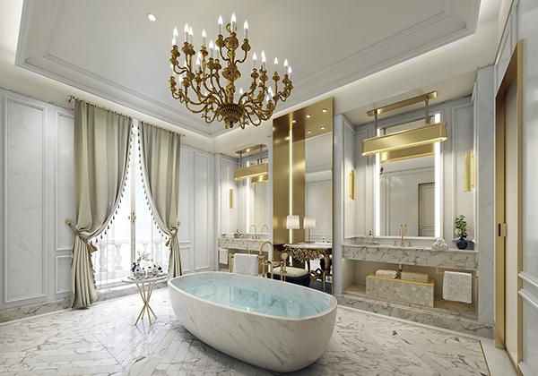 MRMAD Royal Suite Bathroom - Así es el renovado Ritz de Madrid que abrirá el próximo 15 de marzo