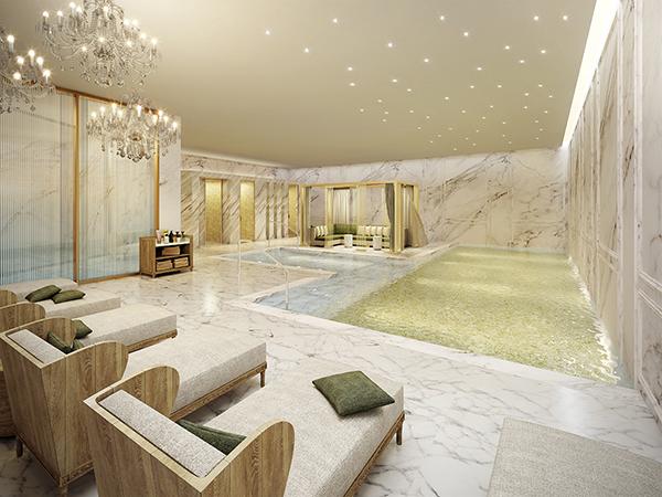 MRMAD Wellnes facilities 1 - Así es el renovado Ritz de Madrid que abrirá el próximo 15 de marzo
