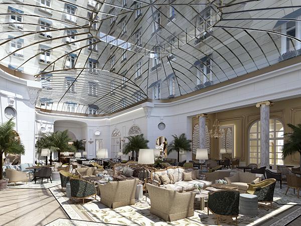 Palm Court 01 - Así es el renovado Ritz de Madrid que abrirá el próximo 15 de marzo