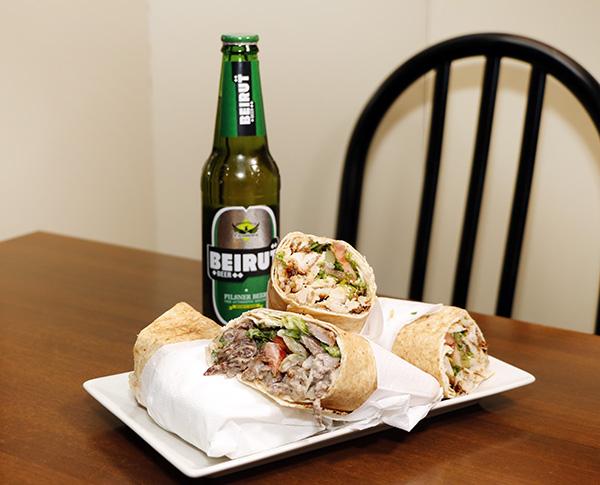 Shawarma restaurante Yunie Kebab Madrid - Kebab, Shawarma o Gyros, ¿cuál te gusta más?