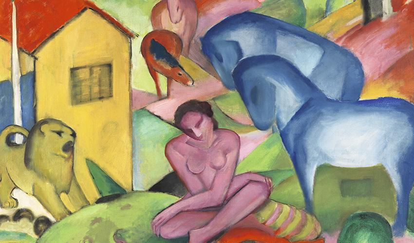 Exposición: Expresionismo alemán en el Thyssen