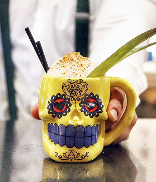 """TEPIC coctel IMG 1444 01 - Ideas para celebrar la fiesta mexicana del """"Día de Muertos"""" en Madrid"""