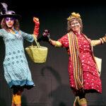 Planes con niños: Teatro homenaje a Gloria Fuertes en la Sala Tarambana de Madrid