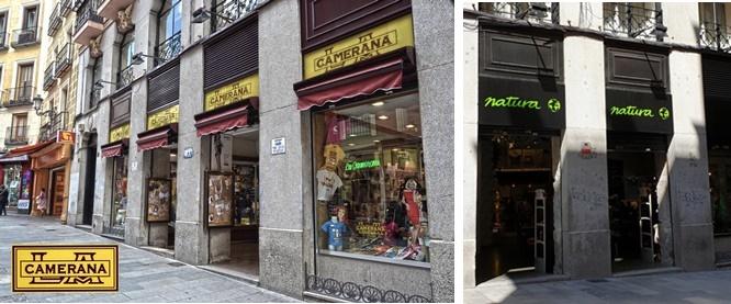 camerana natura - Seis establecimientos emblemáticos de Madrid con más de una vida