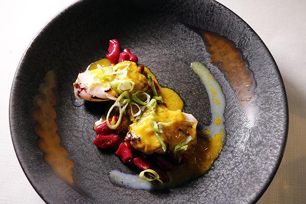 chipiron restaurante Treze Madrid 01 - Restaurante Treze: Setas y caza para una cocina portentosa