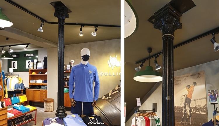 dentro cooligan - Seis establecimientos emblemáticos de Madrid con más de una vida