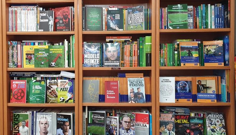dentro deportes - Ruta por las librerías temáticas más chulas de Madrid (Parte II)
