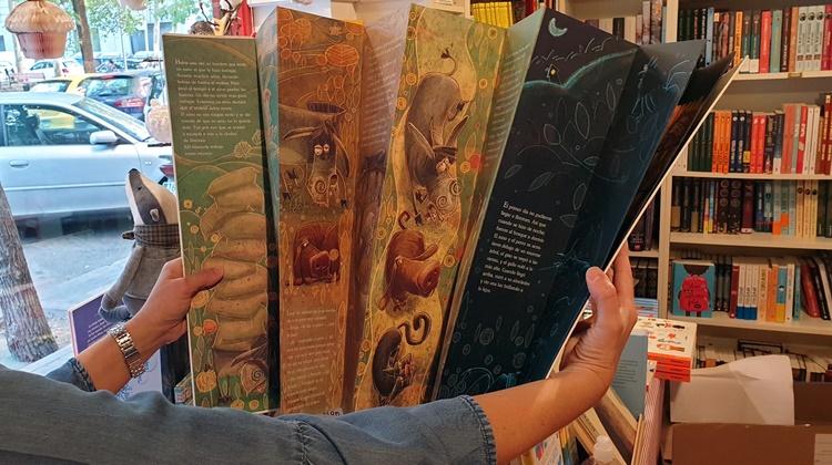 dentro libroinfantil - Ruta por las librerías temáticas más chulas de Madrid (Parte II)