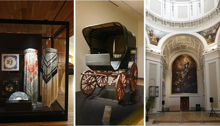 dentro museo - Historia, terracitas y shopping para un plan perfecto en Madrid