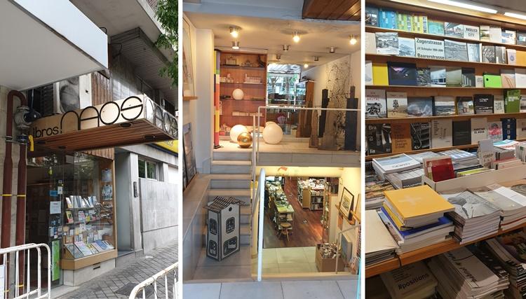 dentro naos2 - Ruta por las librerías temáticas más chulas de Madrid (Parte II)