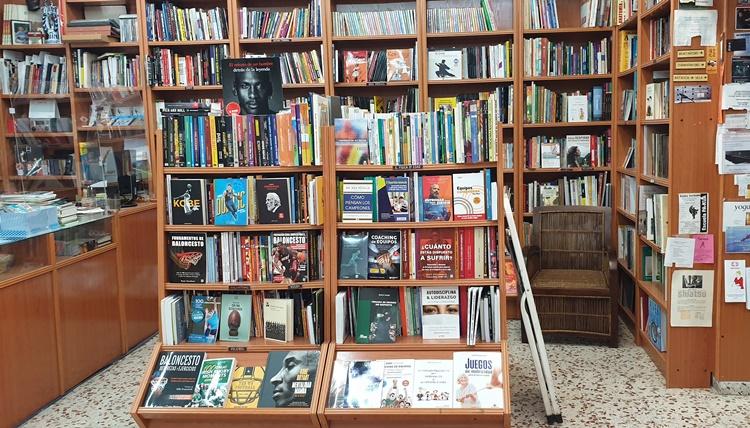 dentro - Ruta por las librerías temáticas más chulas de Madrid (Parte II)
