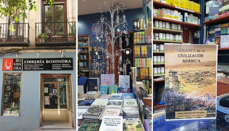 dentrobohindra - Ruta por las librerías temáticas más chulas de Madrid (Parte II)