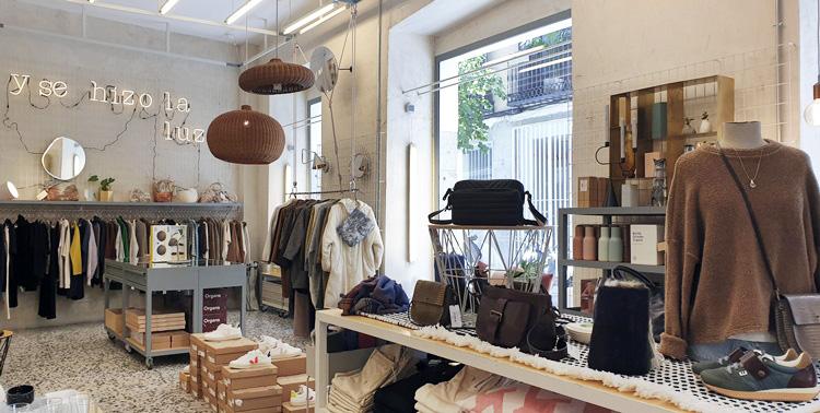 despacio - Cuatro concept stores en tu ruta de tiendas por Madrid
