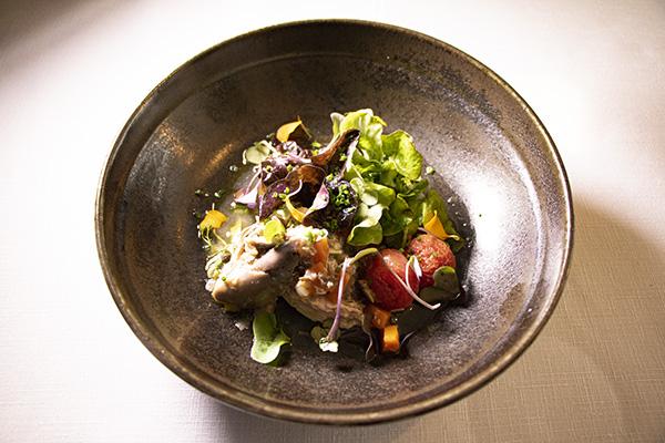 faisan restaurante TREZE 001 - Restaurante Treze: Setas y caza para una cocina portentosa
