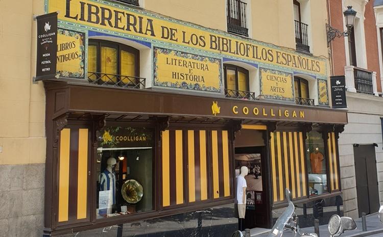 libreriaok - Seis establecimientos emblemáticos de Madrid con más de una vida
