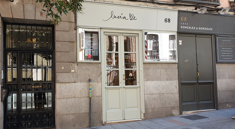 lucia be - Historia, terracitas y shopping para un plan perfecto en Madrid