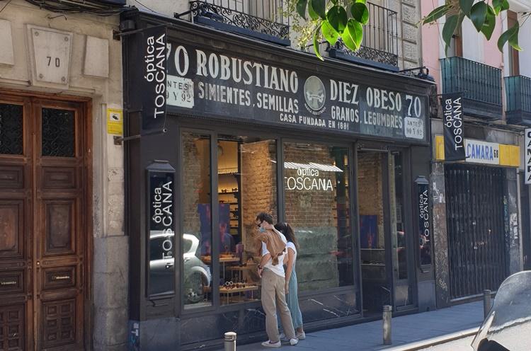 opticatoscana - Seis establecimientos emblemáticos de Madrid con más de una vida
