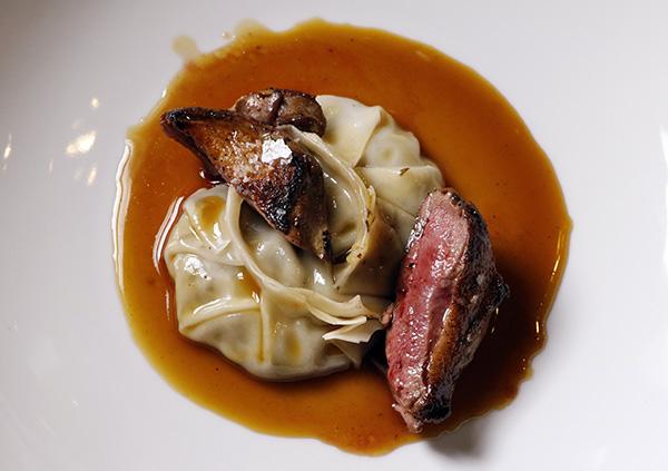pichón. restaurante Treze Madrid - Restaurante Treze: Setas y caza para una cocina portentosa